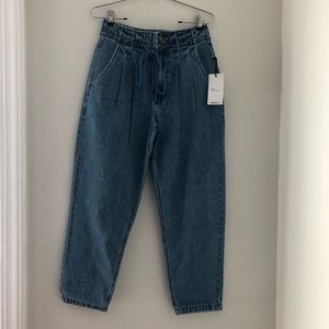 Denim pant/long medium denim